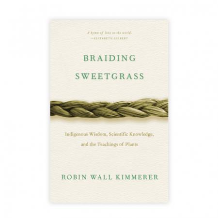 Braiding Sweet Grass