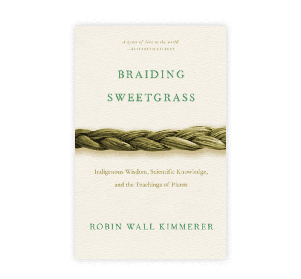 Braiding Sweet Grass