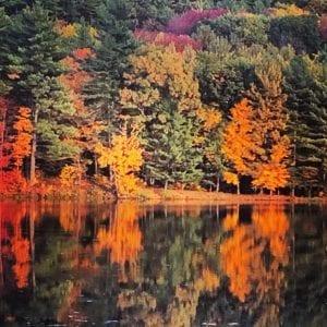 Indian Brook Reservior Vermont